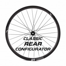 Custom Handbuilt Classic REAR Wheel Configurator