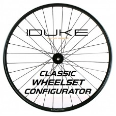 DUKE Custom Handbuilt Classic Wheelset Configurator
