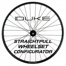 DUKE Custom Handbuilt Straightpull Wheelset Configurator