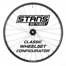 Stan's No Tubes ZTR Custom Handbuilt Classic Wheelset Configurator