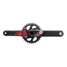 SRAM X01 Eagle Red Crank 1x12-speed 32T Direct Mount