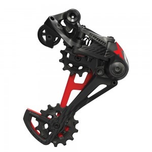 SRAM X01 Eagle Red Rear Derailleur 12-speed