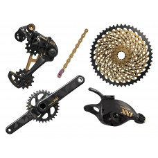 SRAM XX1 Eagle Gold 1x12 GXP 32T Groupset
