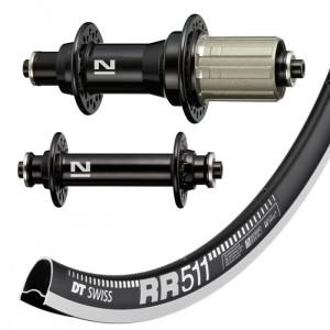 DT Swiss RR511 / Novatec A291 / F482 wheelset 1640g