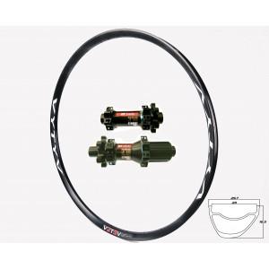 VYTYV V2T3V 29 / DT Swiss 370 IS Straightpull wheelset approx. 1575g on the lightest spokes