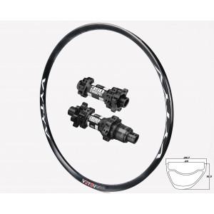 VYTYV GCX GRAVEL-CYCLOCROSS  / DT Swiss 350 IS Straightpull wheelset approx. 1575g on the lightest spokes