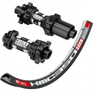 "DT Swiss XMC350 29"" CARBON / DT Swiss 350 IS Straightpull 1500g wheelset"