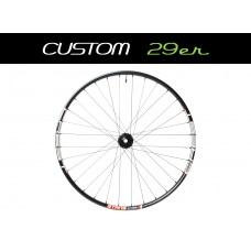 "Custom Handbuilt MTB Rear 29"" Wheel"